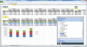 IBM Planning Analytics in Excel