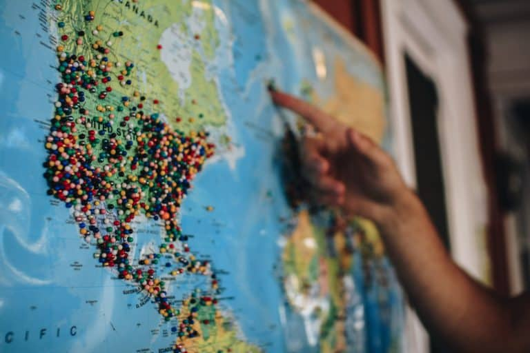Placing pins on a map is an analogue form of geospatial analysis. Imagine how supercharged it could be when coupled with your business intelligence?